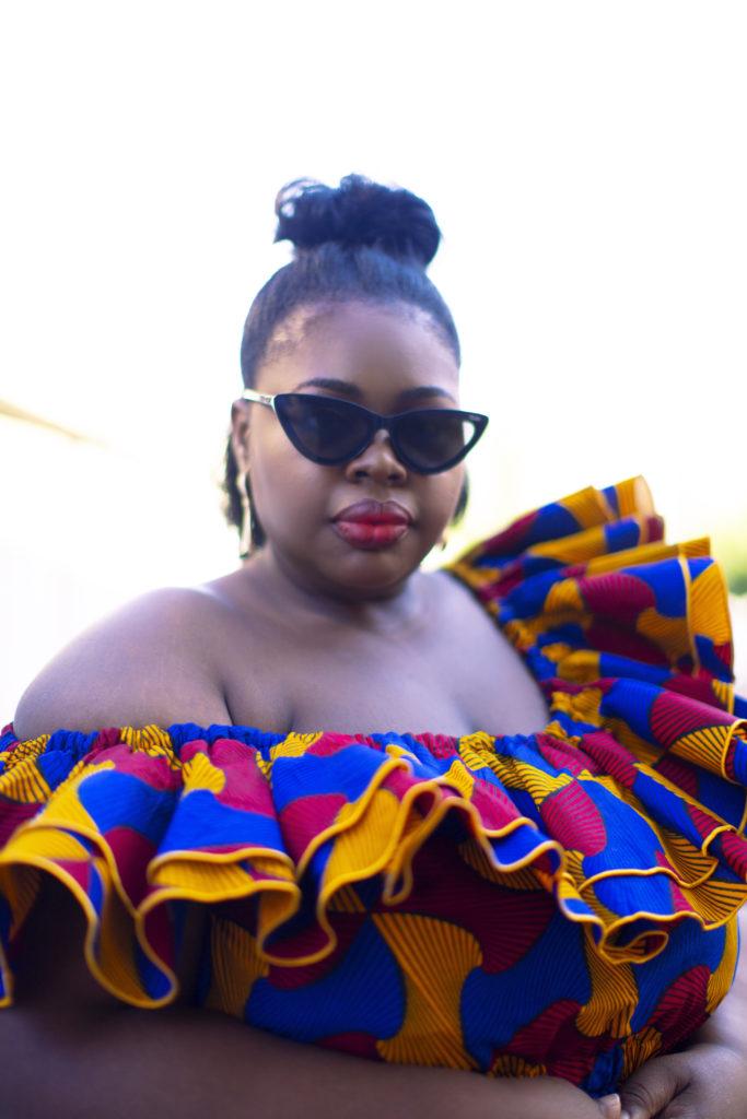 La puissance de la robe «Aïcha»