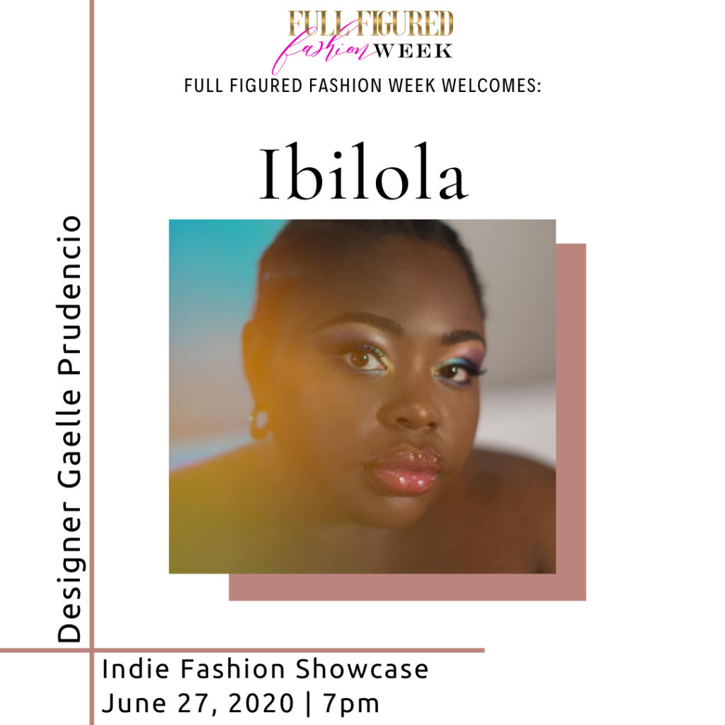 Ibilola x La Full Figured Fashion Week de New York
