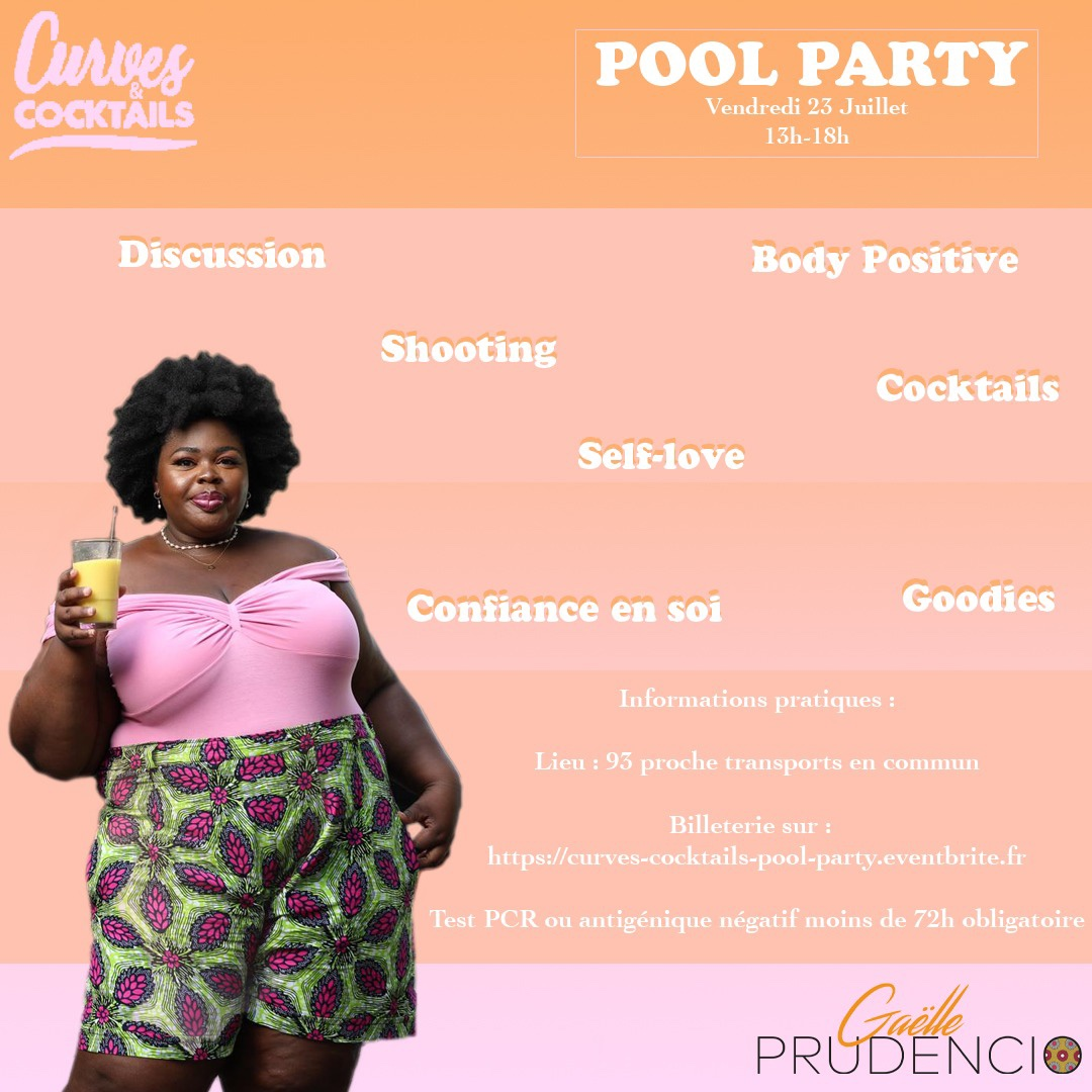 Curves & Cocktails : Pool Party